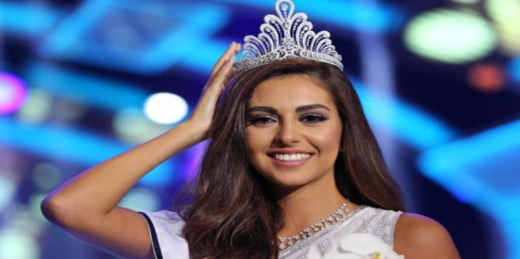 ملكة جمال لبنان 2015، صاحبة أجمل وجه في العالم