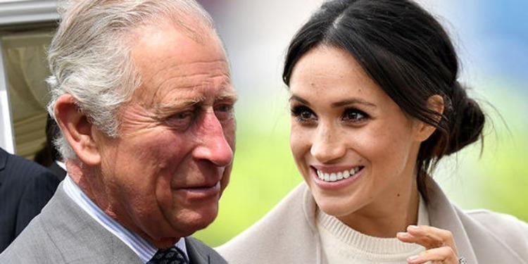 رسميا.. الأمير تشارلز يزف ماركل