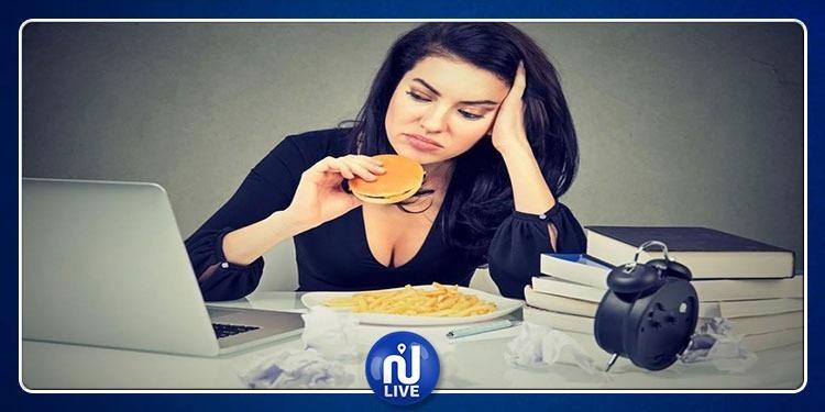Plus de frites, moins de légumes et menace sur la santé mentale
