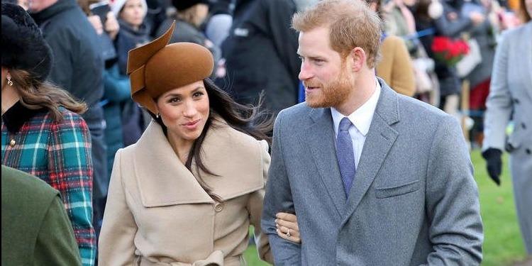 مكونات كعكة زفاف الأمير هاري وخطيبته ميغان ماركل