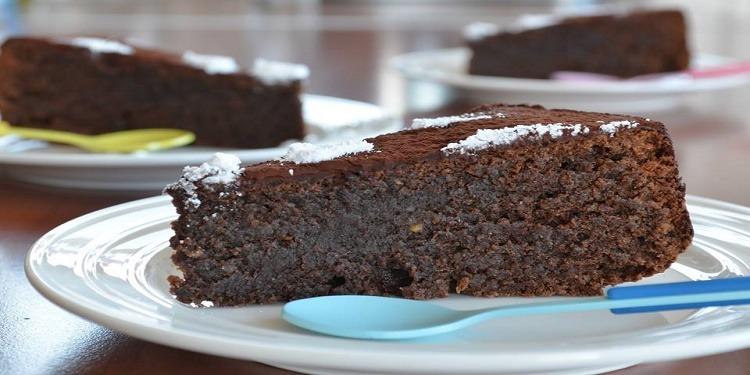 Un gâteau au chocolat très moelleux et gourmand !