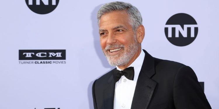 Voici la somme folle que gagne l'acteur américain George Clooney