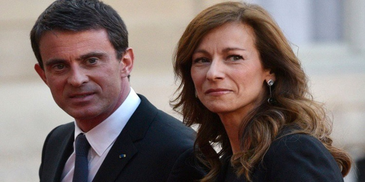 Après 12 ans de mariage, Manuel Valls se sépare de sa compagne