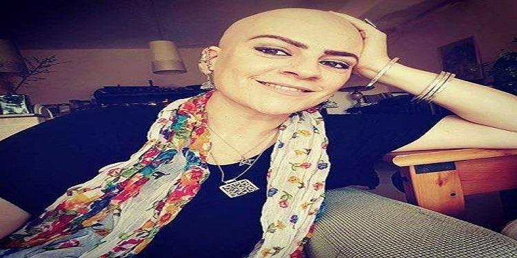 ريم البنا تصارع السرطان وتقول: ''أتدرّب على نهاية ساخرة''