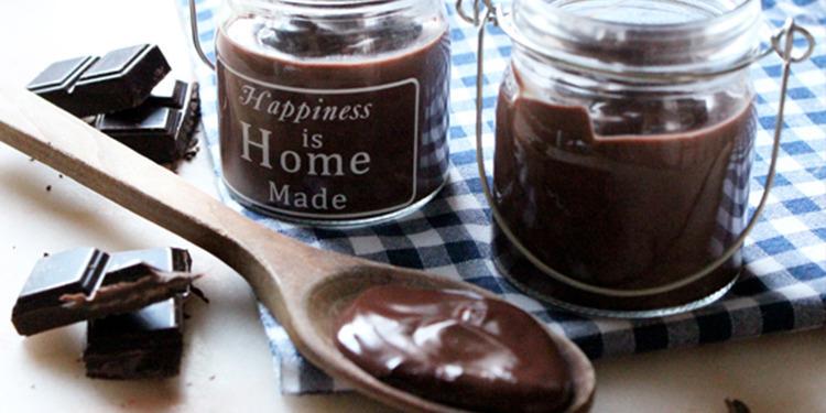 Yaourt maison au chocolat