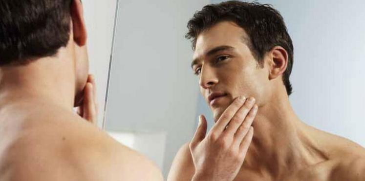 Soin naturel après-rasage pour homme