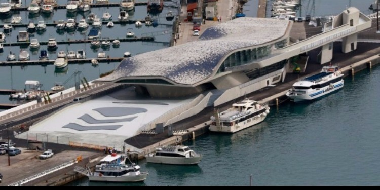 Design : La première œuvre posthume de Zaha Hadid inaugurée