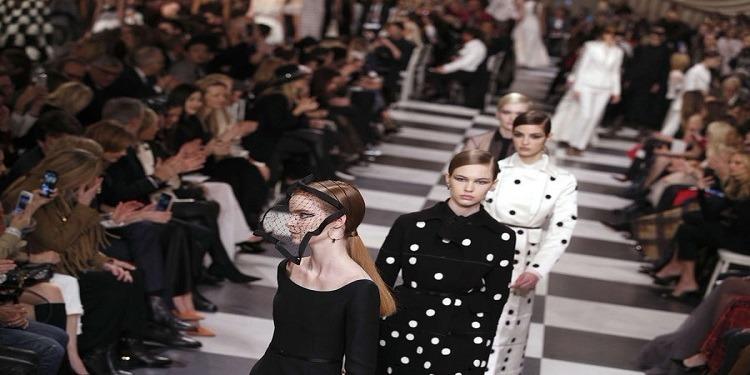 La Fashion Week : Pluie de stars au défilé Christian Dior