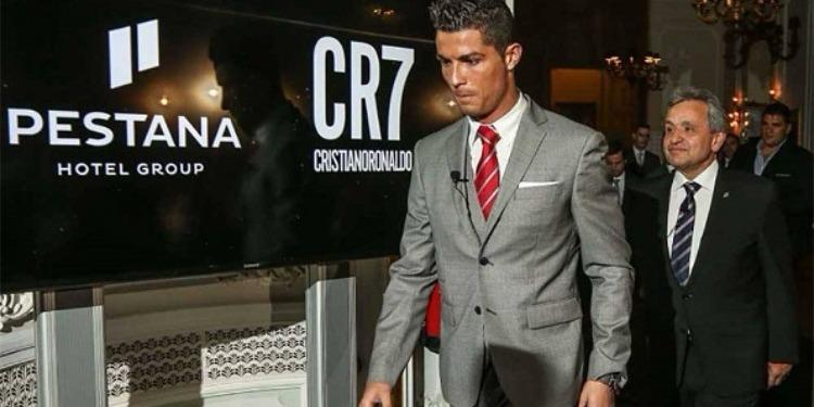 Ce n'est pas le premier : Ronaldo ouvre un hôtel à Marrakech