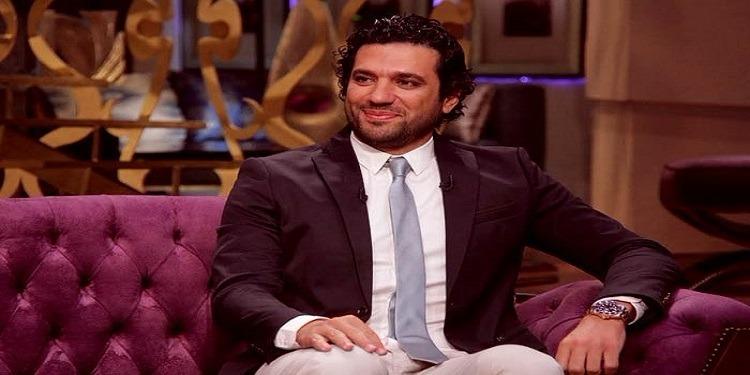 حسن الرداد يكشف  حقيقة خلافه مع زوجته إيمي سمير غانم (فيديو)