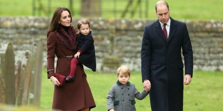 قواعد على أطفال العائلة الملكية البريطانية الإلتزام بها
