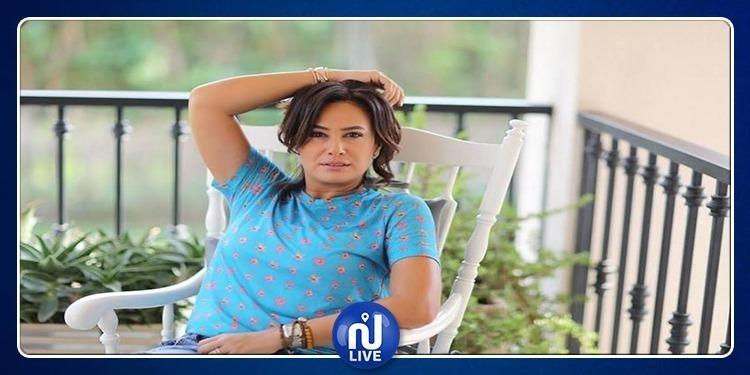 هند صبري تعلق على فوز أشرف زكي بمقعد نقيب الممثلين (صورة)