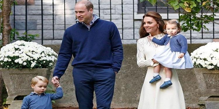 الإحتفال بعيد ميلاد الأميرة شارلوت (صور)