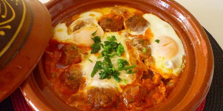 Tajine de Kefta (recette marocaine)