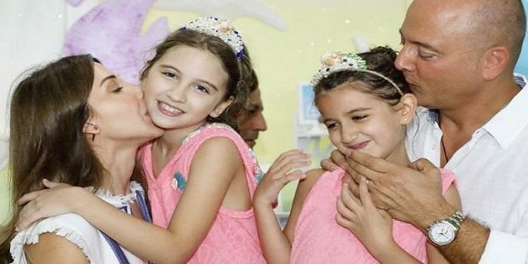 Nancy Ajram célèbre les 9 ans de sa fille en famille…