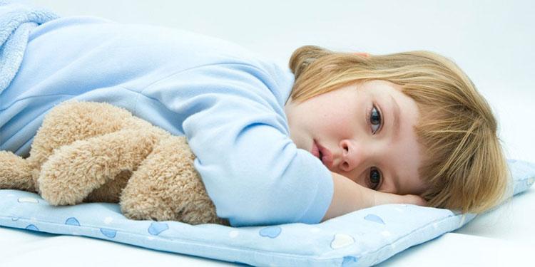 احمي  طفلك من التهاب المعدة والأمعاء الفيروسي !