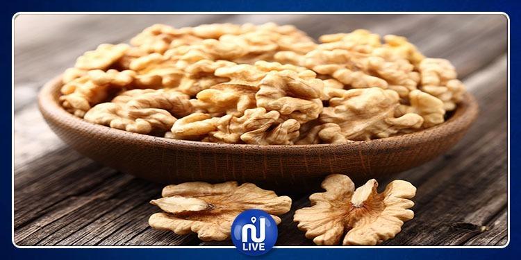 Les noix… pour éviter les trous de mémoire…