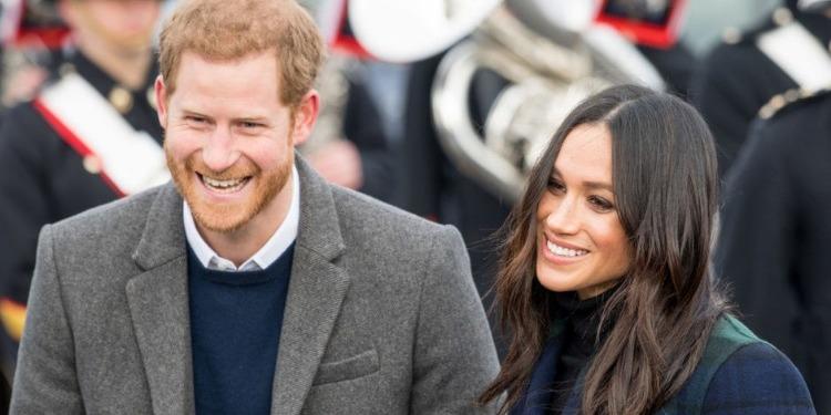 Un gâteau bio pour le mariage du prince Harry