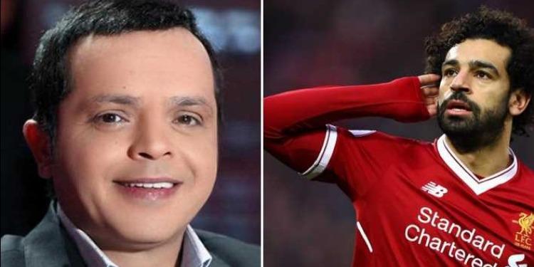 تعليق محمد هنيدي على ترشح محمد صلاح لجائزة الأفضل عالميا