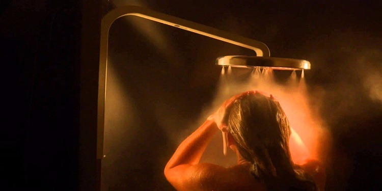 Nebia, le pommeau de douche révolutionnaire