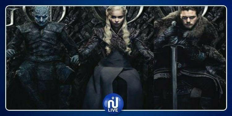 مليار شخص في 170 دولة سيشاهدون الموسم الأخير من ''game of thrones''
