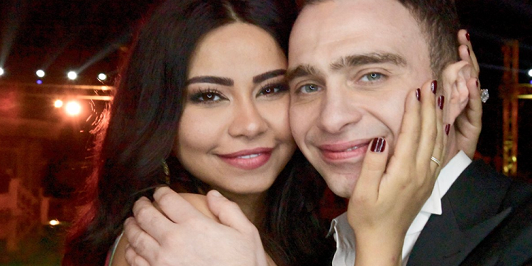 Chirine et Hossam Habib s'offrent une danse pour fêter son acquittement (Vidéo+photo)