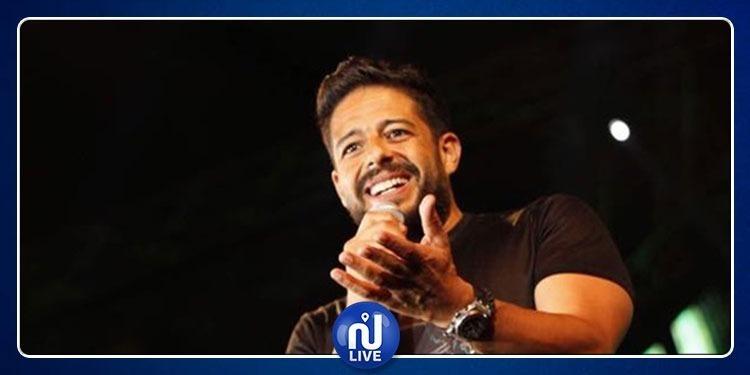 محمد حماقي يخضع لجراحة عاجلة (صور)