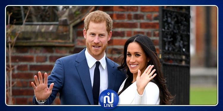 Le prince Harry et de Meghan Markle, en route pour le Maroc