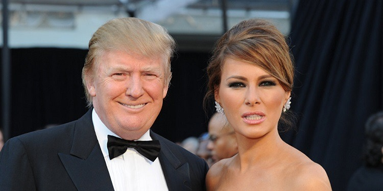 تعرف على هدية ترامب لزوجته في عيد ميلادها !!