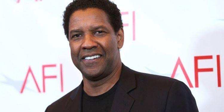 Denzel Washington reçoit le prix Lifetime Achievement