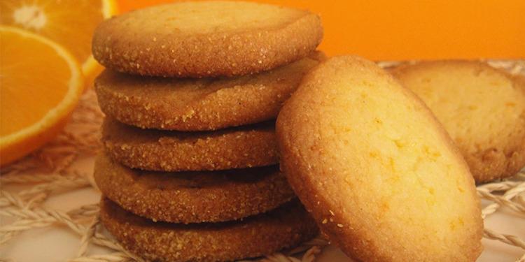 Biscuits à l'orange