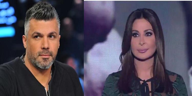 فارس كرم يصرّح : ''أنا إليسا'' (صورة)
