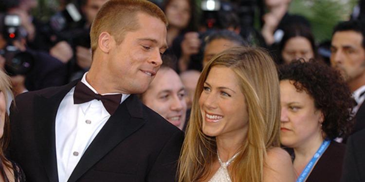 Brad Pitt et Jennifer Aniston de nouveau en couple!?