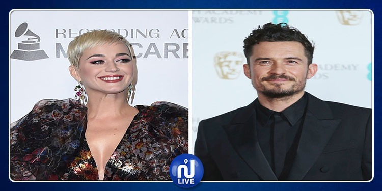 Katy Perry et Orlando Bloom se sont fiancés…(Photo)