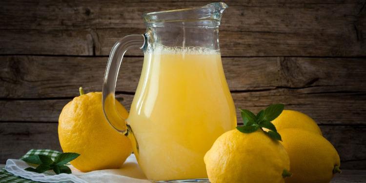 وصفة عصير الليمون المثالي