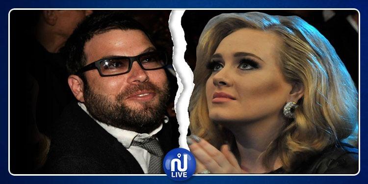 Après 7 ans d'amour… Adele annonce son divorce de son mari