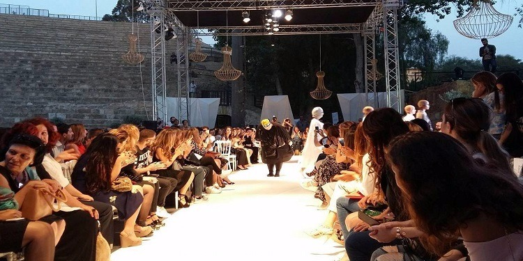 Naco Paris à la Fashion Week Tunis 2016