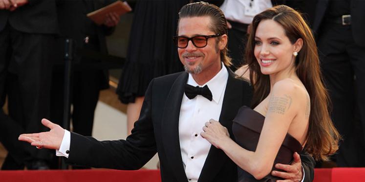 Brad Pitt et Angelina Jolie: bientôt un divorce !
