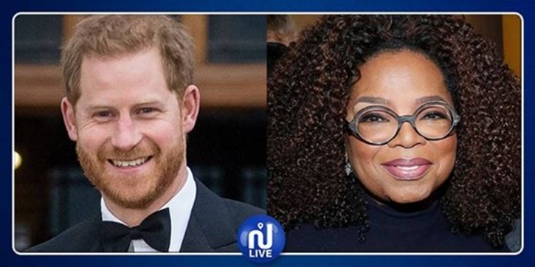 Collaboration entre Oprah et le prince Harry, sur une série documentaire