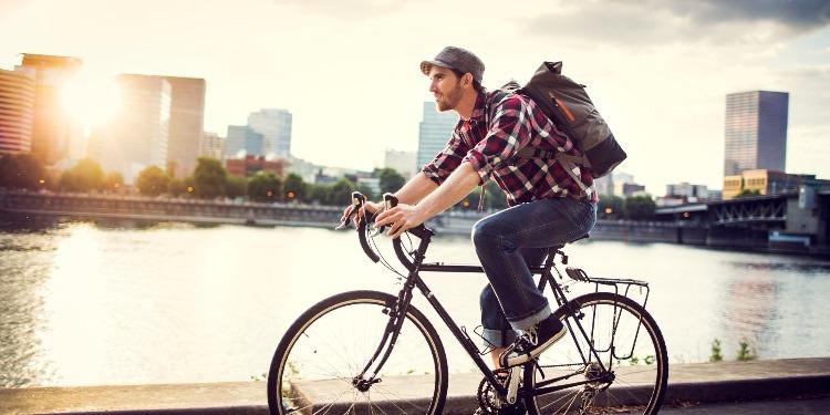 دراسة: ركوب الدراجات الهوائية لا يضرّ بالرجال
