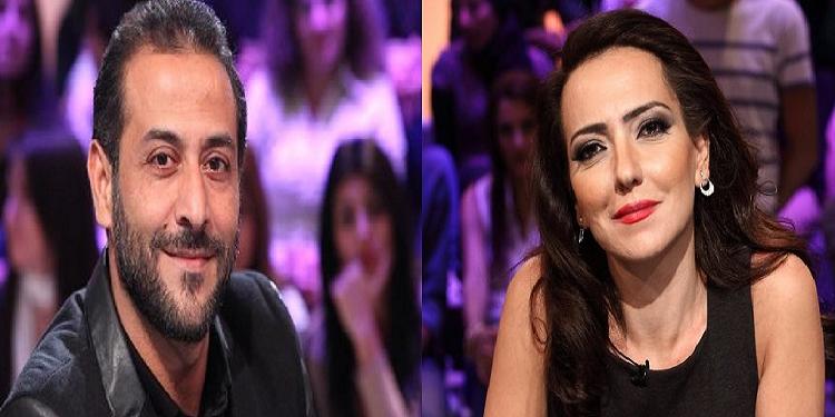 طلاق الممثلة السورية أمل