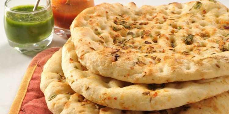 وصفة خبز العروك (العروق) العراقي