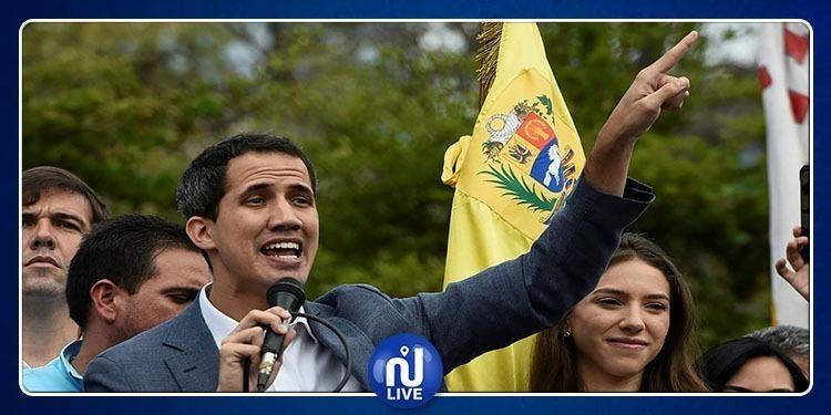 Venezuela: Juan Guaido promet une aide humanitaire …