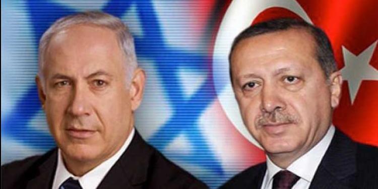 أردوغان يصف نتانياهو بالإرهابي والأخير يرد