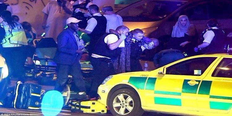 مهاجم المسجد بلندن : ''أريد قتل المسلمين جميعا''