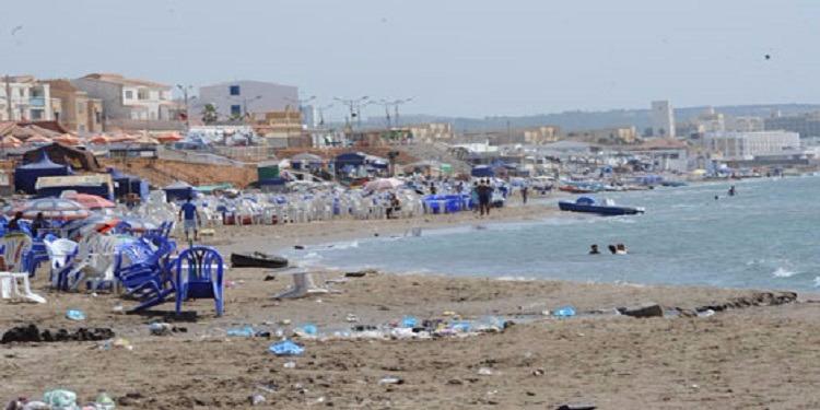 وزارة الصحة تحذر من السباحة في 21 شاطئ