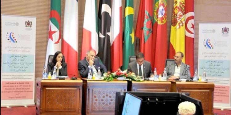 مناقشة الهجرة السرية من سواحل تونس وليبيا خلال اجتماع ''5+5''