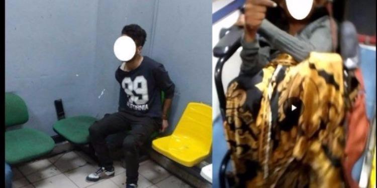 العاصمة: 3 شبان يغتصبون عجوز تحمل إعاقة عضوية (صور)