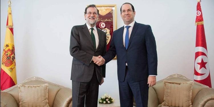 رئيس الحكومة الإسباني يتعهد بدراسة مقترح تحويل الديون التونسية إلى إستثمارات
