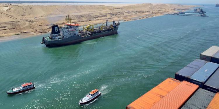 Al-Sissi se prépare à inaugurer le nouveau canal de Suez